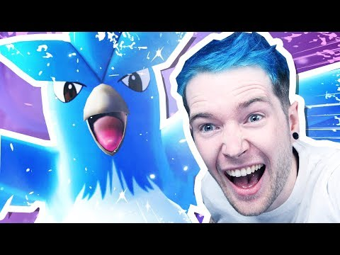 WE CAUGHT ARTICUNO!! | Pokemon Let's Go Pikachu #8