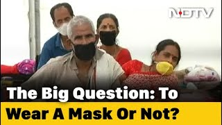 Wear A Mask Or Not: Doctors Ta…