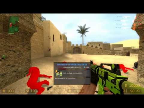 Counter Strike: Source, Aimbot, WH, ESP, Silent Aim Others...
