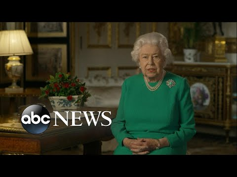 Queen Elizabeth address public amid coronavirus outbreak