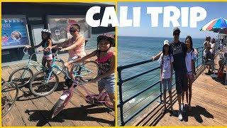 Cali trip | Santa Monica Pier and Venice Beach | Korea Town