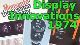 Display Innovations 1972-76