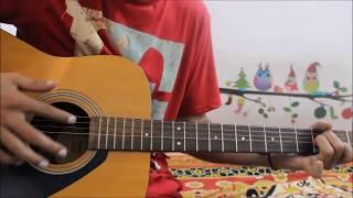 Jay Jaykara Bahubali 2 - Guitar cover lesson chords easy Version.mp3