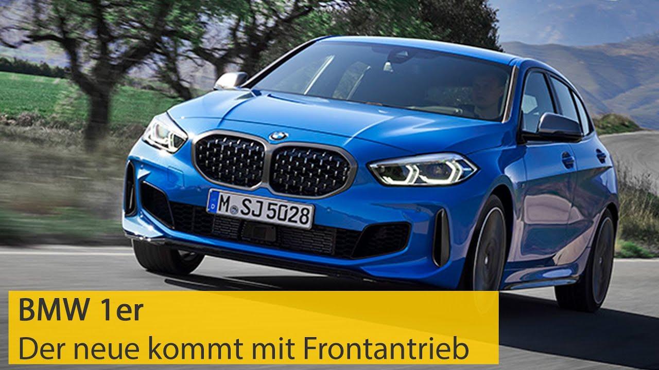 Bmw 1er Der Neue Kommt Mit Frontantrieb Adac