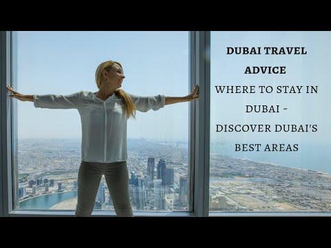 Where To Stay In Dubai  - Dubai Travel Advice