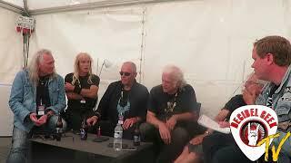 Decibel Geek talks with Picture at Sweden Rock