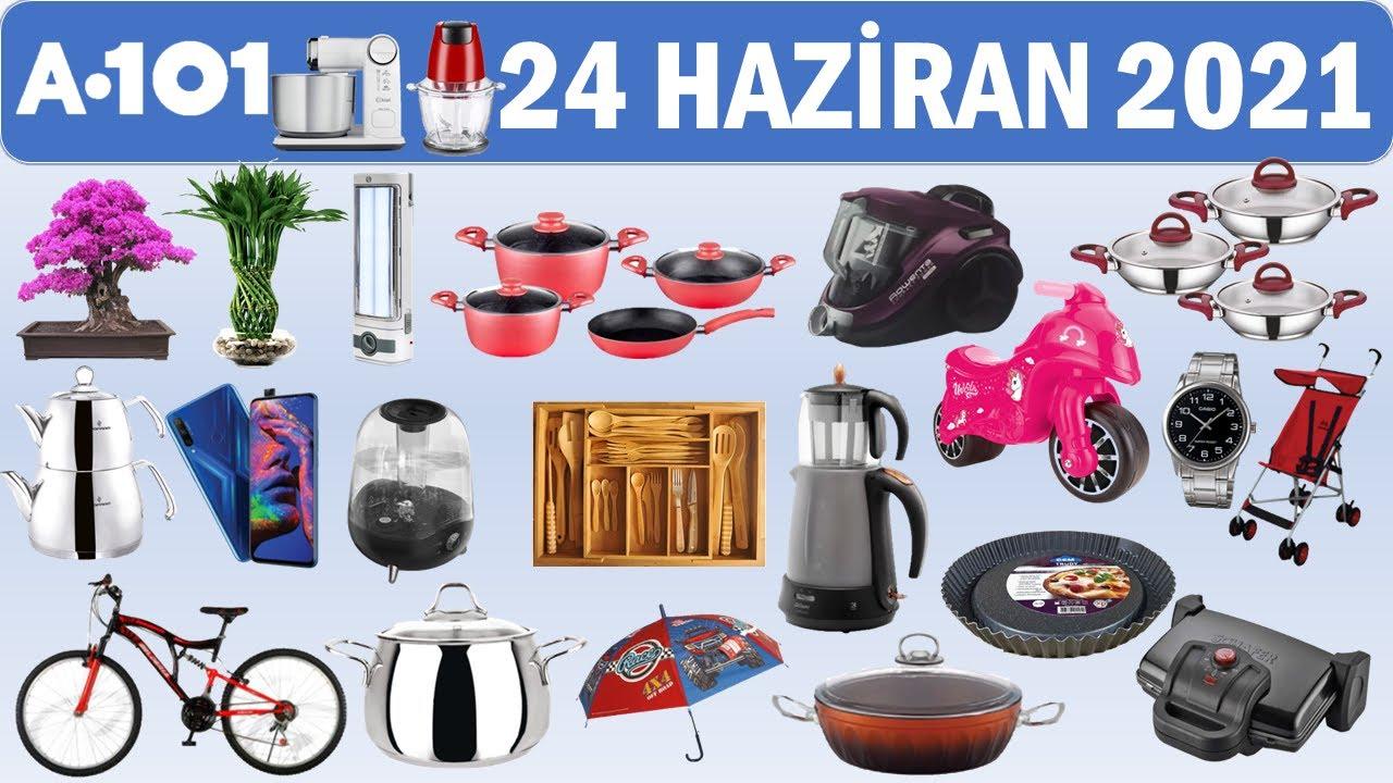 A101 24 Haziran 2021 Aktüel Ürünler Kataloğu   Aldın Aldın   Mutfak&Çiçek   Beklenen Katalog   a101