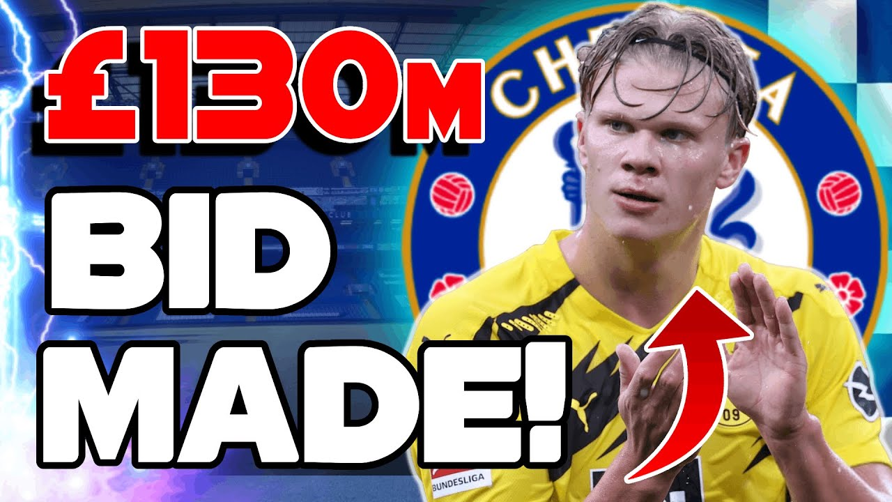Chelsea Transfer News Today: Chelsea MADE Haaland BID! Tuchel WANTS RLC To STAY! Saul Agent CONTACT?