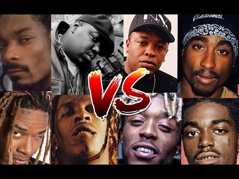 Old Rappers VS New Rappers