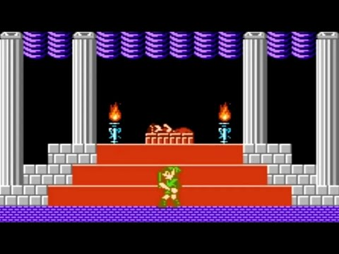 Zelda II: The Adventure of Link (NES) Playthrough - NintendoComplete