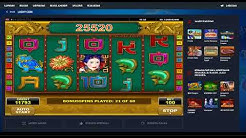 Adjarabet Amatic lucky coin big win