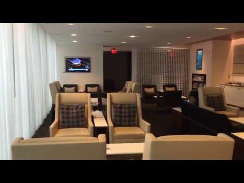 Star Alliance First Class Lounge LAX International Terminal