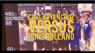 Actual Footage: Carl Bryan Cruz versus Don Trollano Fight  [High Quality][Complete Footage]