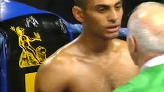 Naseem Hamed vs Freddy Cruz
