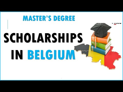 FULLY FUNDED Scholarships in Belgium for INTERNATIONAL Students