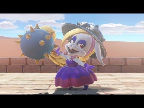 Super Mario Odyssey: Harriet Boss Fight #3