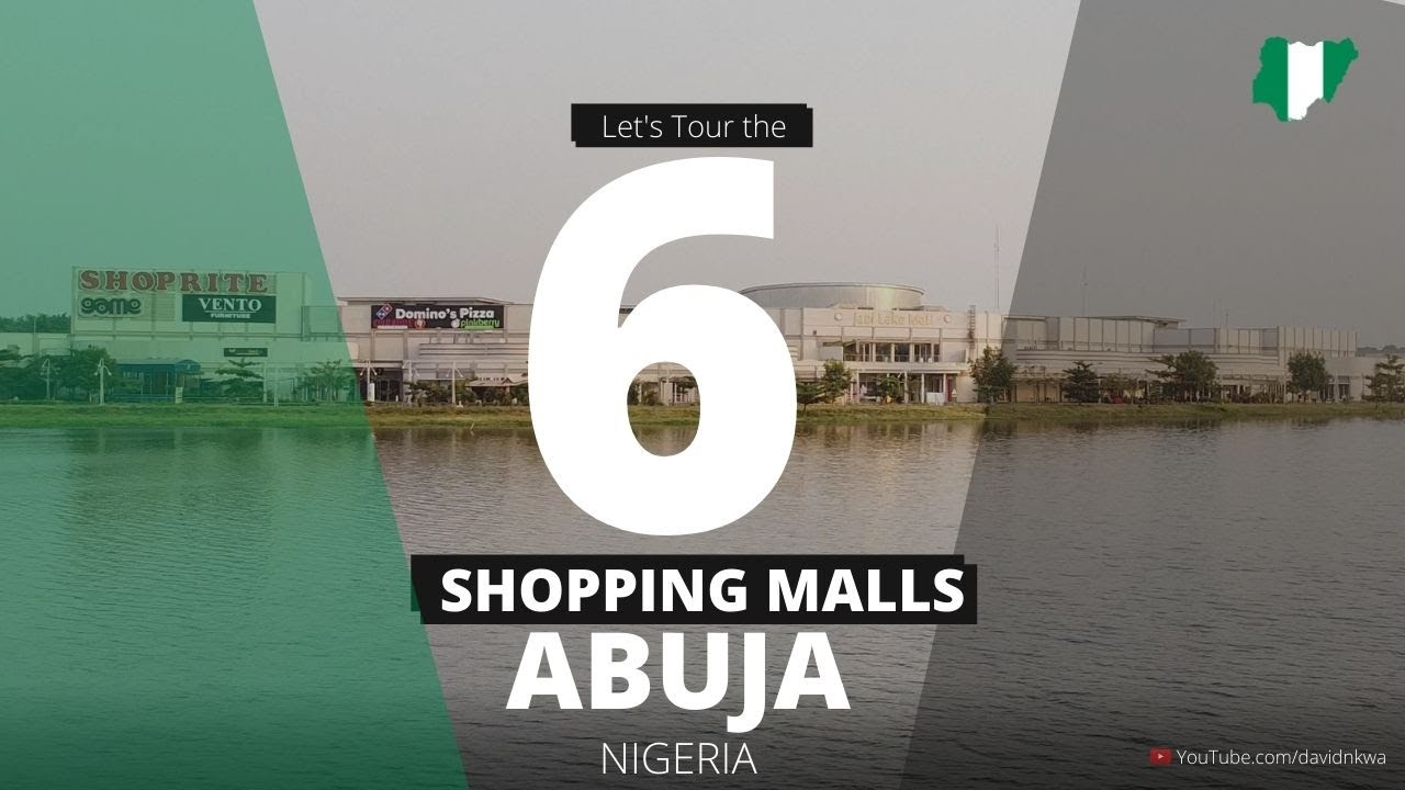 Some of the Biggest Malls in Abuja City