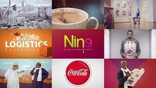 Nine Productions 2014 SHOWREEL