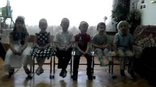 Открытый урок по хору #1 первая часть