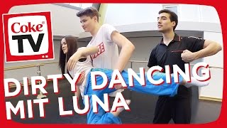 Luna Darko und Dner tanzen Ballett | #CokeTVMoment