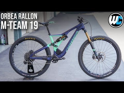 Orbea Rallon Bike Review - How Does It Stack Up?