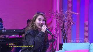 Keren! Izul Iringi Ayu Ting-Ting Nyanyi Cendol Dawet - Throwback Moment (21/2/20)