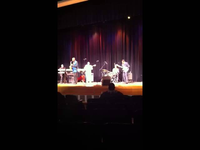Sulaiman Hakim Performs at FAMU