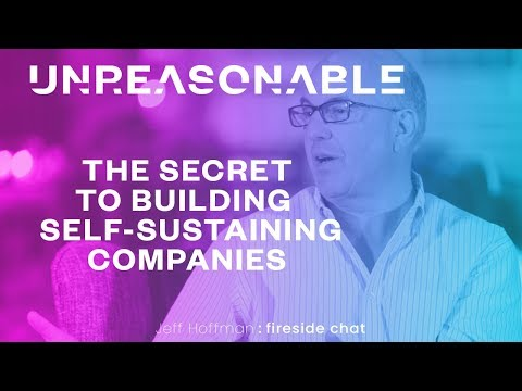 The Secret to Building Self-Sustaining Companies and Empowering Employees | Jeff Hoffman