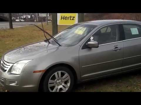 2008 Ford Fusion SEL Review