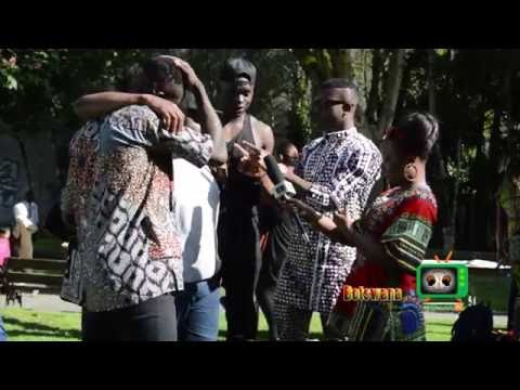 Africa Day Cork Questions with The Labtv Ireland