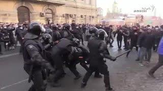 تظاهرات گسترده در روسیه به دعوت ناوالنی