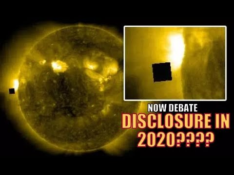 Pentagon discussing Off world Vehicles, Giant Cubes around the Sun, Could Disclosure come in 2020