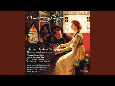 Mazurka No. 7 in F Minor, Op. 7, No. 3 (arr. A. Rapoport for chamber orchestra)