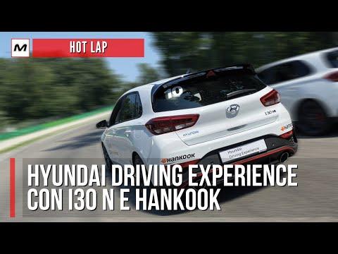 HYUNDAI I30 N DRIVING EXPERIENCE | Con Hankook sul circuito di Monza