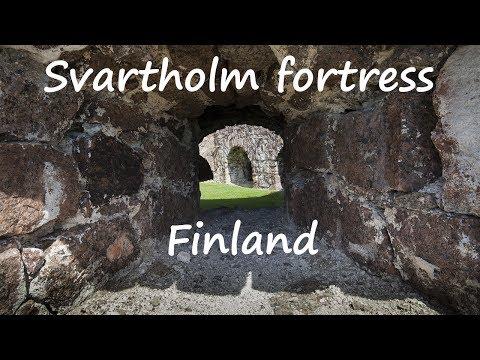 Baltic sailing #14 Svartholm fortress - Gulf of Finland