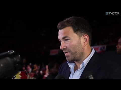 EDDIE HEARN EXPOSES DEONTAY WILDER'S PLANS TO AVOID ANTHONY JOSHUA UNDISPUTED FIGHT UNTIL 2022