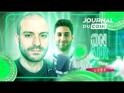 FLOW : La BLOCKCHAIN ultra performante ! Live FAQ avec Mikhael Naayem !