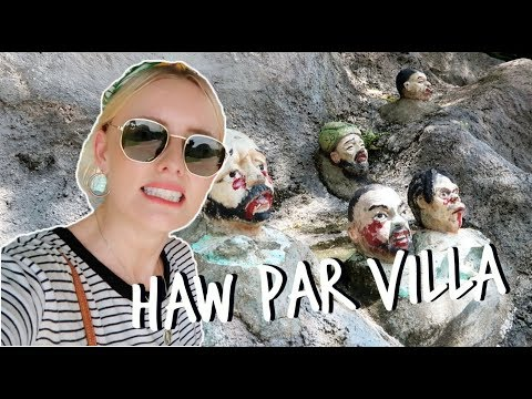 WTF IS THIS PLACE!? HAW PAR VILLA SINGAPORE