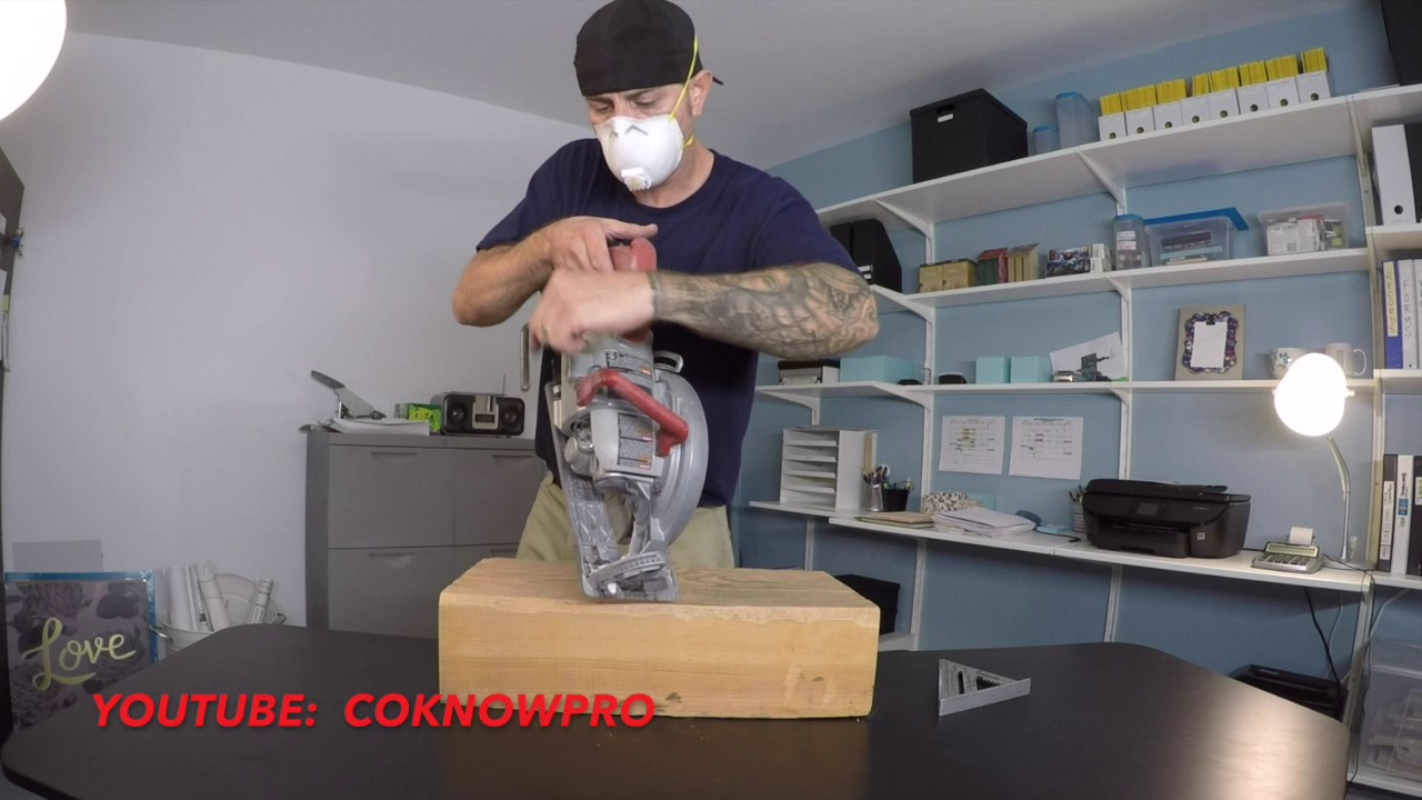 How to tips for a skill saw by coknowpro youtube youtube how to tips for a skill saw by coknowpro youtube keyboard keysfo Gallery