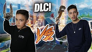 Black Ops 3 DLC Weapon 1v1 Against Little Brother! (Rage)