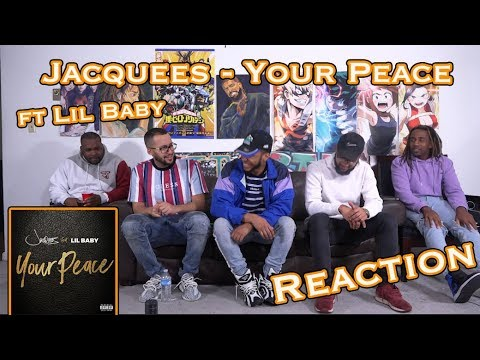 Jacquees Ft Lil Baby - Your Peace Reaction/Review