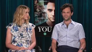 Penn Badgley talks about Gossip Girl type cast