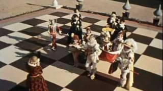 """Шахматы в кино. """"Кот в сапогах"""" (1958)"""