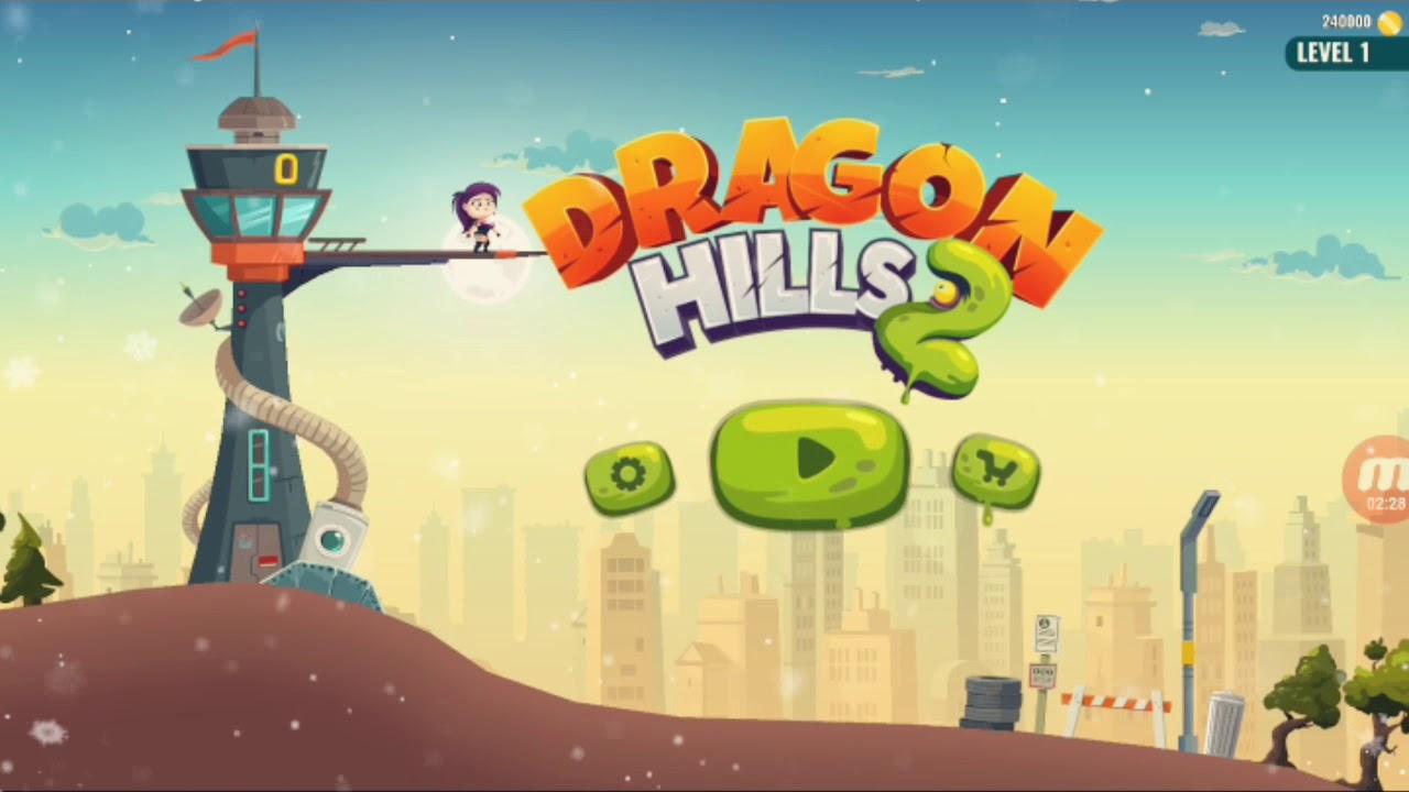 Hướng dẫn Hack dragon hill 2
