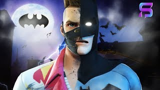 DRIFT BECOMES BATMAN - A Superhero Origin Story.....