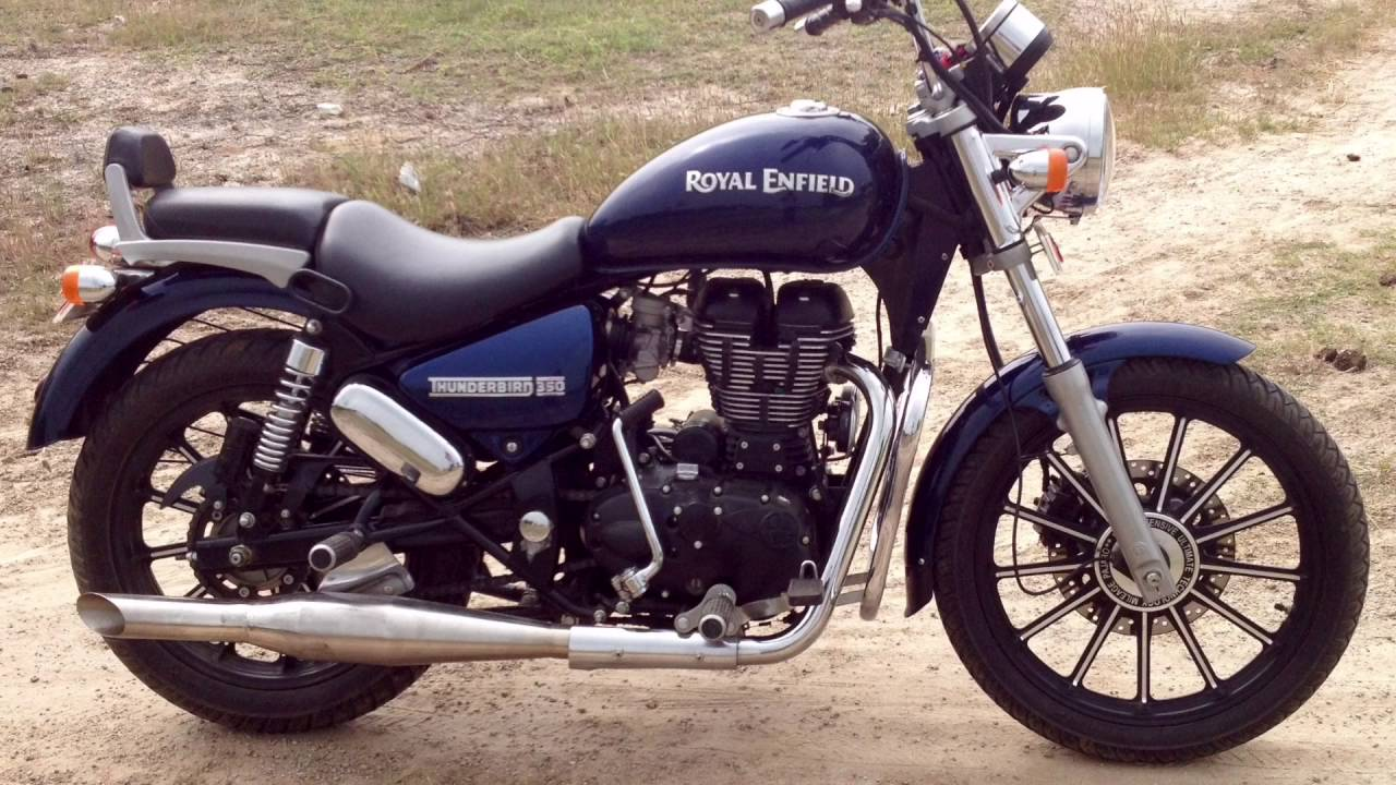 Image result for Royal Enfield Thunderbird 350cc