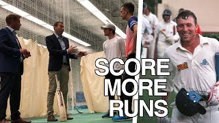 How to SCORE MORE RUNS with Michael Atherton (Sky Sports) screenshot 2