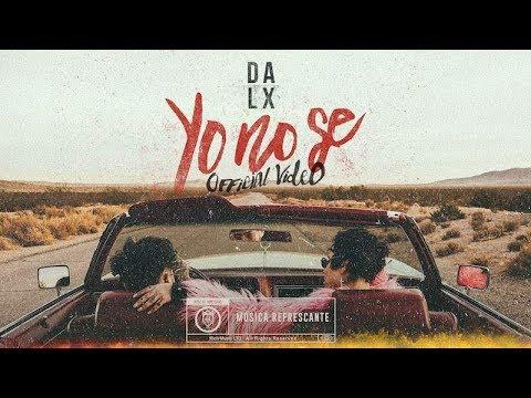 Dalex - Yo No Se