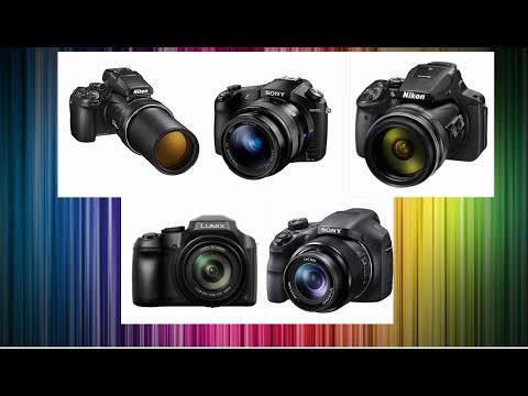 TOP 5 Máy ảnh Compact Siêu Zoom 2019