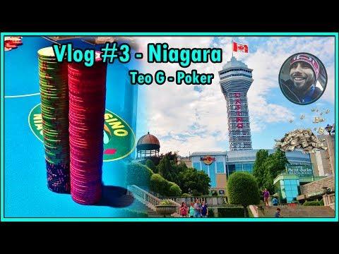 RUNNING BAD! - Casino Niagara Canada | 2/5NL Hold'em | Poker Vlog #3